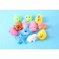 Animal Baby Bath Toys  12 Pieces!
