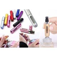 5ml Travel Refillable Perfume Bottle  8 Colours