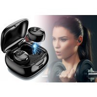 Wireless Earbuds & Charging Case