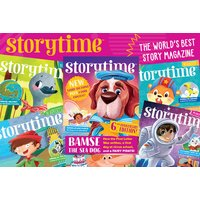 Storytime Kids Magazine Back Issues - 6 Issues