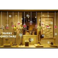 Christmas Window Sticker  12 Designs
