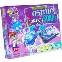 Make Your Own Cosmic Galaxy Soap