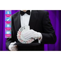 Card Magic Online Course | Wowcher