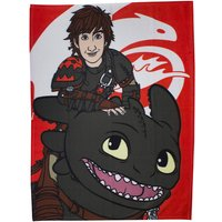 '£4.99 Instead Of £19.99 For A 'how To Train Your Dragon 2' Fleece Blanket From Bubble Bedding - Save 75%