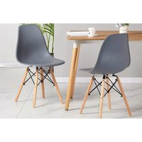 '£29 Instead Of £92.01 For One Alice Designer Dining Chair, £44 For Two Chairs Or £69 For Four Chairs From Home Design International - Save Up To 68%