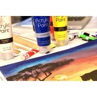 Online Art Class from Thirsty Painter | UK | Wowcher