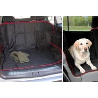2-in-1 Car Boot & Seat Protector | Wowcher