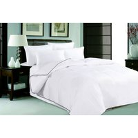 '4.5 Tog Goose Feather & Down Duvet - Single, Double, King Or Super King   Wowcher