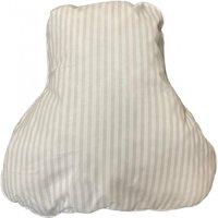 Image of Stripe Lumbar Support Pillow | Wowcher