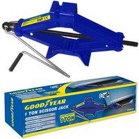 Goodyear 1 Ton Scissor Jack | Wowcher