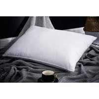 Image of Goose Feather Pillows - 2 Pack! | Wowcher
