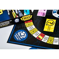 Taxi Family Board Game   UK   Wowcher