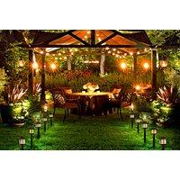 Image of Garden Solar Lighting Mega Bundle - 6 Options! | Wowcher