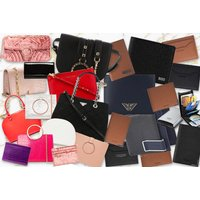 '£7 For A Men's Or Women's Mystery Designer Handbag Or Wallet From Brand Arena - Michael Kors, Versace, Casa Di Rosa, Tayroc, Hugo Boss, Cerruti And More