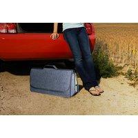 Fabric Car Boot Organiser - Grey | Wowcher