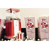 £12 instead of £39.99 (from Appliance Spares Warehouse) for a vintage style popcorn maker - save 70% - Popcorn Gifts