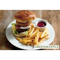 £15 instead of £33 for a buffalo burger for two with a cocktail or craft beer each at Greenmantle, Edinburgh Southside - tuck in and save up to 55% - Edinburgh Gifts