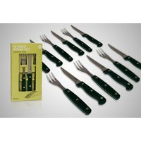 £5.99 instead of £13.99 for a 12pc Ethos steak knife & fork set from Ckent Ltd - save 57% - Cutlery Gifts