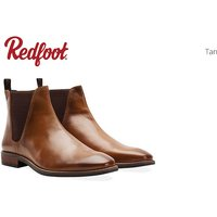£34.99 instead of £140 for a pair of men's Chelsea boots - choose from two different colours from Redfoot - save 75% - Chelsea Gifts