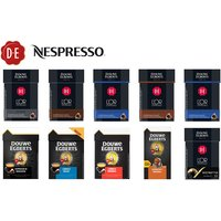 £9.99 instead of £34.99 (from Euro Coffee Pods) for 50 pods of Douve Egberts Nespresso Compatible Capsules - save 71% - Nespresso Gifts