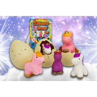 £8 instead of £18.99 (from Ugoagogo) for two magic unicorn hatching eggs - grow your own unicorn and save 58% - Grow Your Own Gifts