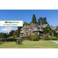 From £95 for an overnight Lake District stay for two with breakfast and cream tea, or from £169 for two nights at the 4* Cragwood Country House Hotel - save up to 36%