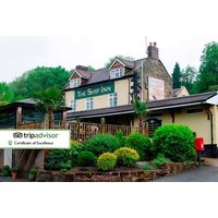 £79 for a two-night Shropshire break with breakfast for two people, £119 for three nights, at The Ship Inn, Severnside -  relax in comfort and save up to 64%