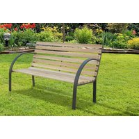 £37 instead of £129.99 for a Pembrokeshire garden bench from ViVo Technologies - save 72% - Bench Gifts
