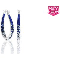 From £5 for a pair of inside out crystal hoop earrings, £9.98 for two pairs or £14.99 for three pairs from Evoked Design - save up to 94% - Inside Out Gifts