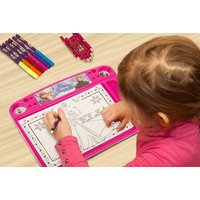 £7.99 instead of £19.99 for a disney frozen drawing desk set from Ckent Ltd - save 60% - Drawing Gifts