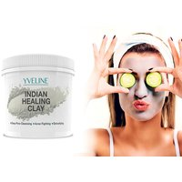 SPIKED 31/10 - £10.99 instead of £59.99 (from Blush Look) for Yveline 450g Indian healing clay- save 82% - Indian Gifts