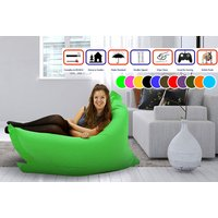 From £22 for a large indoor and outdoor big brother beanbag, or £29.99 for an extra-large beanbag - choose from 11 colours from UK Beanbags - save up to 75% - Beanbag Gifts