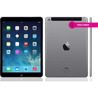 £199 instead of £308.99 (from Renewable Electronics) for a 16GB Space Grey Apple iPad Air with WiFi - save 36% - Ipad Gifts