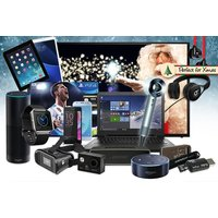 £10 (from Brand Arena) for a mystery electronics deal - Samsung, Sony, Lenovo, JVC, Veho, Google, Goji, Dr Dre, Bose, Nokia and more! - Sony Gifts