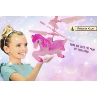 £9.99 instead of £59.99 (from Mermaid Magic) for a magical flying unicorn toy - save 83% - Mermaid Gifts
