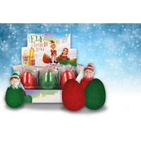 £6.99 instead of £19.99 for a grow your own large Christmas elf from Galla Trading Limited - save 65% - Grow Your Own Gifts