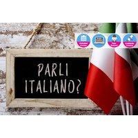 £8 instead of £151.84 (from Skill Success) for a conversational Italian for beginners course - save 95% - Italian Gifts