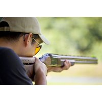 £44 for a clay pigeon shooting experience with 'unlimited' clays at one of nine UK locations from Buyagift! - Shooting Gifts