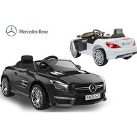 £129 instead of £249.99 (from Bambam Toys) for a licensed Mercedes SL63 ride-on electric car - select from four colours and save 48% - Mercedes Gifts