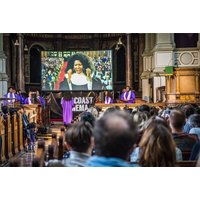 From £16.20 for a ticket to an immersive film screening of 'Sister Act' accompanied by a live gospel choir at St Marylebone Parish Church with Amacoast Cinema - save up to 25% - Church Gifts