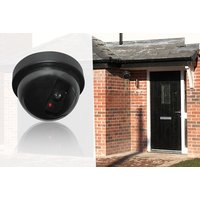 £4.99 instead of £24.99 (from Innova Brands) for a 'round' dummy CCTV camera, or £5.99 for an 'HQ' dummy camera - save up to 80% - Computers Gifts