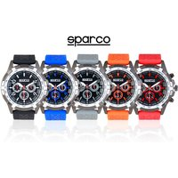 £24.99 instead of £65 (from Brands Distribution) for a Sparco watch - choose from five colours and save 62% - Brands Gifts