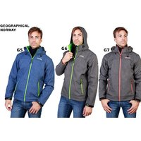 £59 instead of £142.01 (from Brands Distribution) for a men's Geographical Norway jacket - save 58% - Brands Gifts