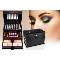 £25 instead of £66 (from Some More) for an 'Urban Decay' 82-piece tiered black beauty case - save 64% - Urban Decay Gifts