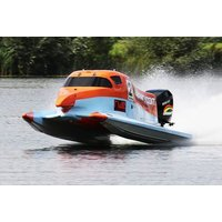 £59 for a five lap F1 High Speed passenger boat ride from Buyagift! - F1 Gifts