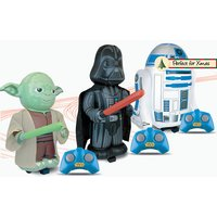 £24.99 instead of £35 (from Bladez Toyz) for an inflatable remote control 'Star Wars' toy - select from three characters and save up to 24% - Remote Control Gifts