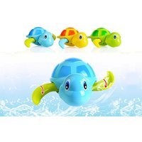£4.99 instead of £17 (from Buy Something) for a pack of three wind-up bath-time swimming turtles - save 71% - Swimming Gifts