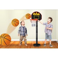 £8 instead of £27 (from Funky Cart) for a kids basketball hoop play set or a 6-in-1 games table - save 70% - Games Gifts