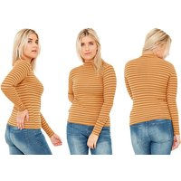 £7 instead of £6.99 for a turtle neck long sleeve rib top from mesheme ltd - save ? - Turtle Gifts