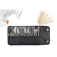 £4 instead of £12.01 (from Ora Shop) for a 20pc nail art tool kit set - save 67% - Nail Art Gifts